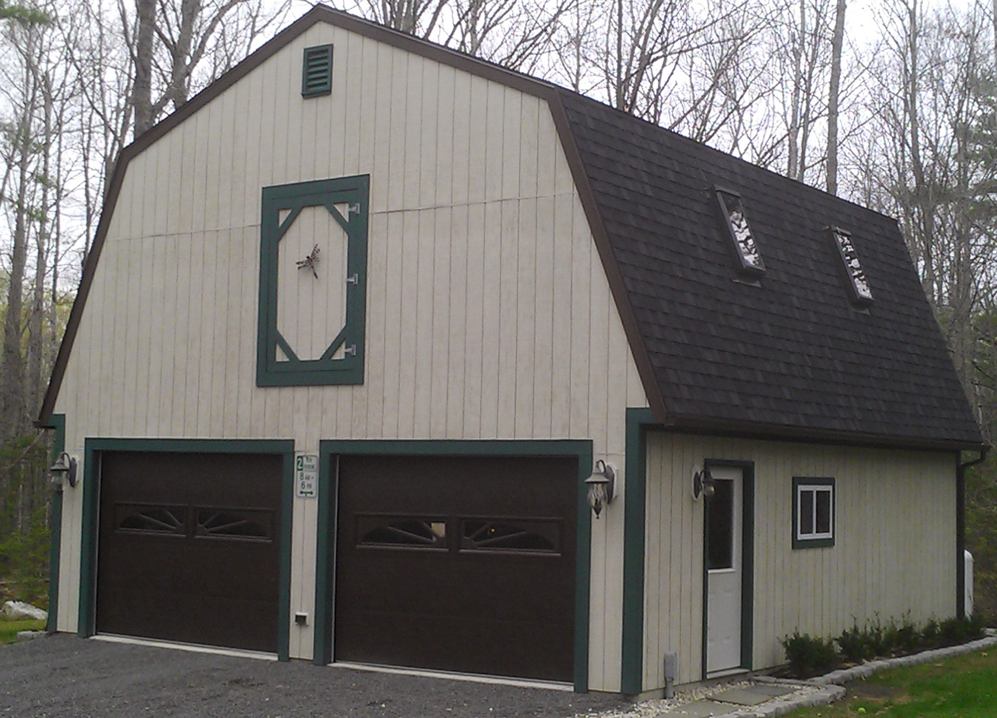 Metal Garages With Living Space House Plans