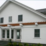 A new house in Castine